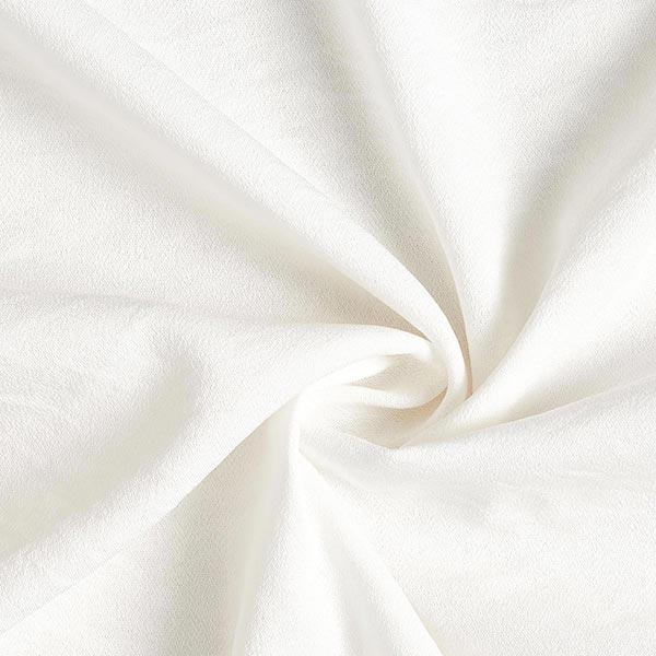 Tissu en crêpe mélange viscose – écru