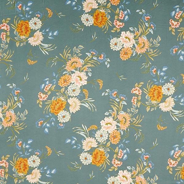 Georgette Fleurs japonaises – roseau