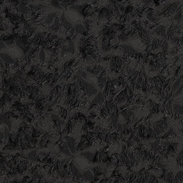 Jacquard jeu de fils – noir