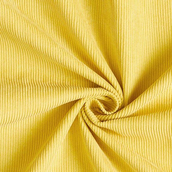 Velours Uni – jaune
