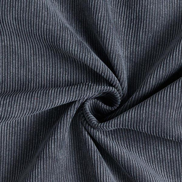 Cord Uni – blaugrau