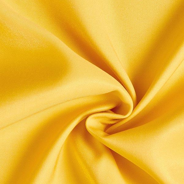 Mélange viscose tissu glamour – jaune clair