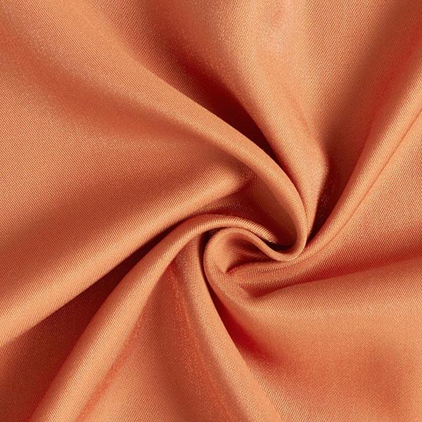 Mélange viscose tissu glamour – cuivre