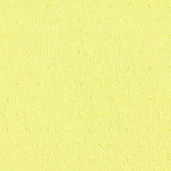 Viscose Crêpe Dobby – jaune