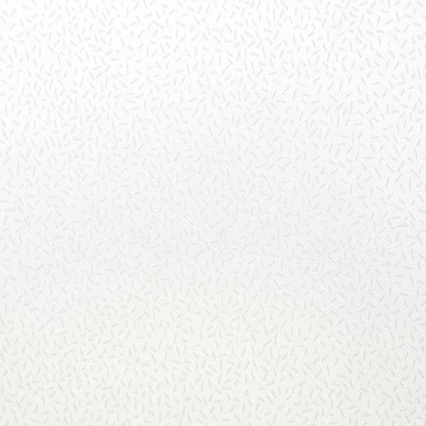 Jacquard satin Confetti grain de riz – blanc