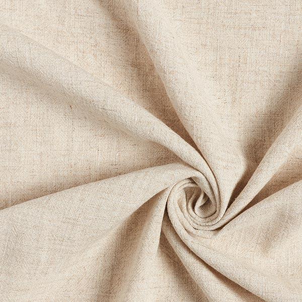 Structure lin viscose Chiné – sable