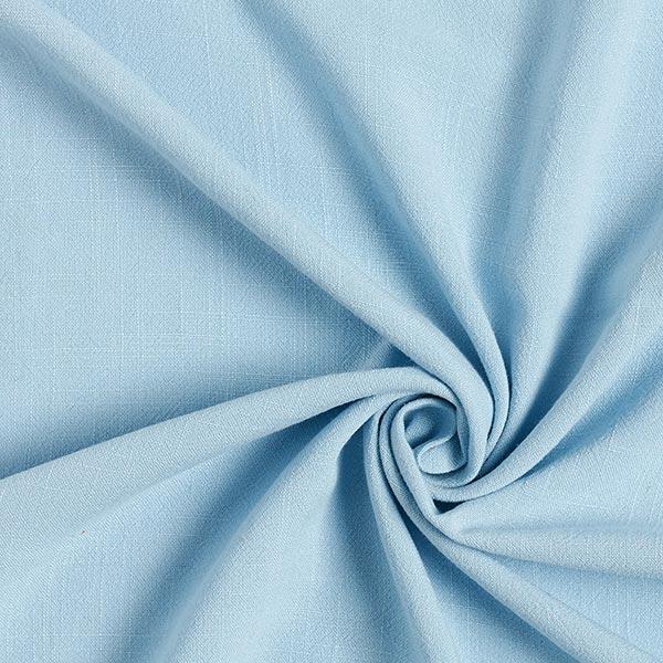 Structure lin viscose – bleu bébé