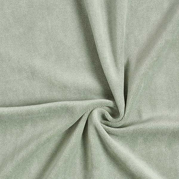 Nicki Stoff Uni – mintgrün