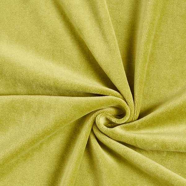 Tissu Nicki Uni – olive