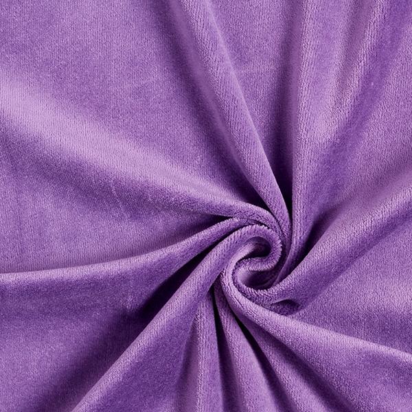 Nicki Stoff Uni – violett