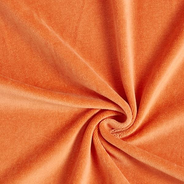Nicki Stoff Uni – orange