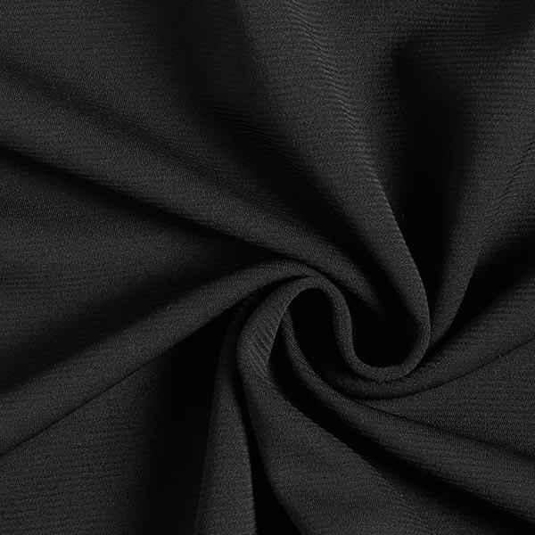 Scuba feine Querstreifen – schwarz