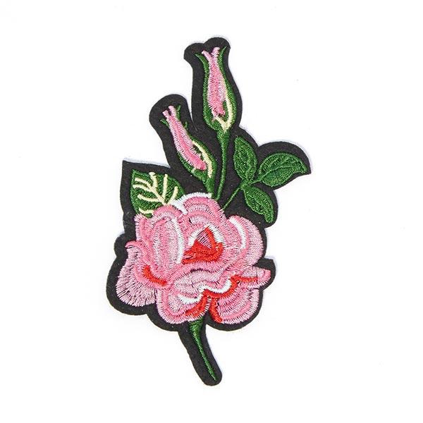 Patch Rose (5,5 x 11,2 cm) – vieux rose