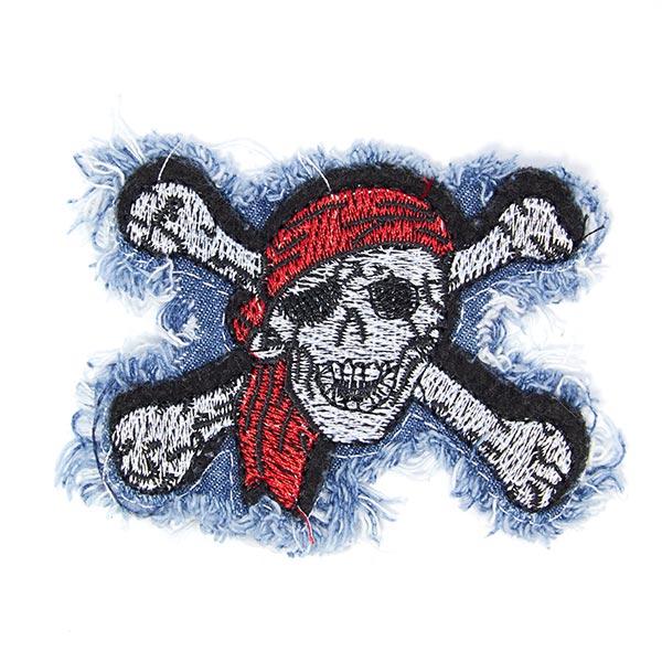 Patch Jeans – Pirates (8,5 cm x 5,1 cm)