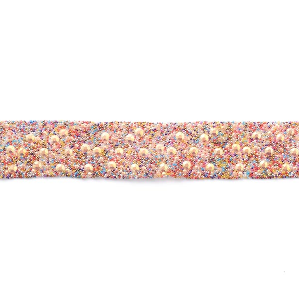 Ruban décoratif Océan [22 mm] – rose