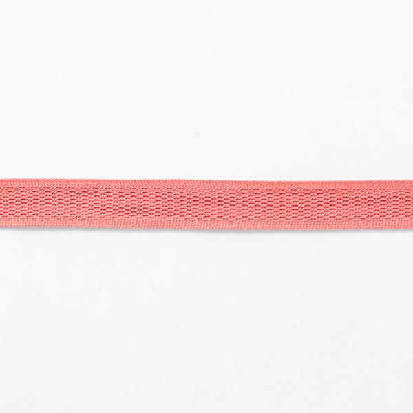 Ruban tricoté  Filet [23 mm] – corail