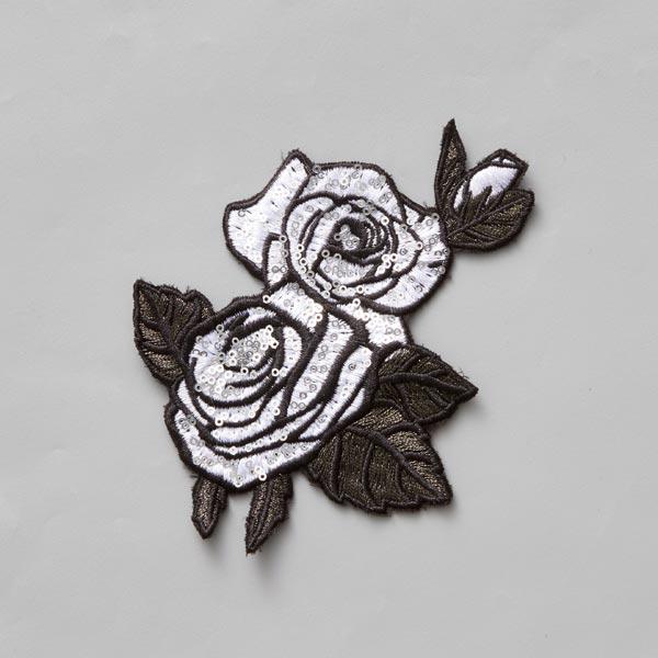 Rose - noir