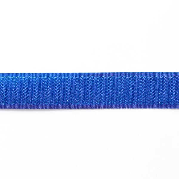 Kletthakenband [22 mm] – königsblau