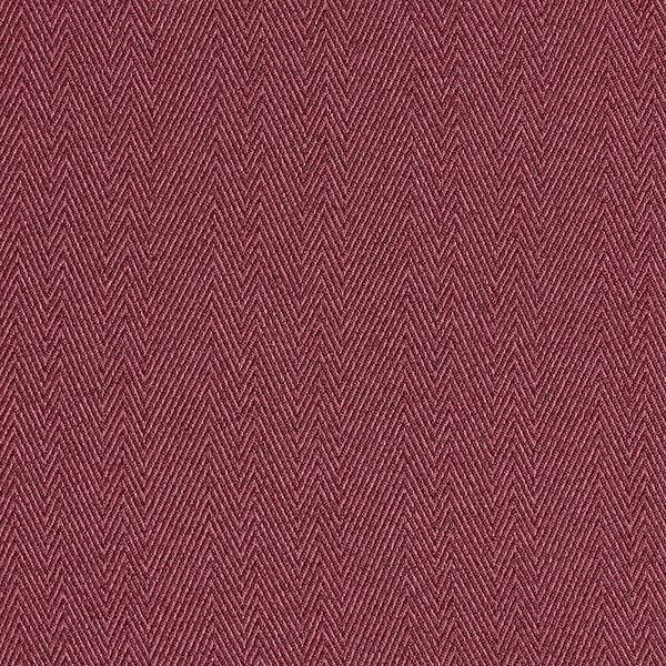 Tissu occultant Chevrons – rouge bordeaux