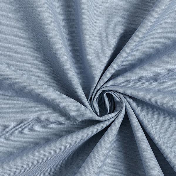 Baumwollflanell – blaugrau