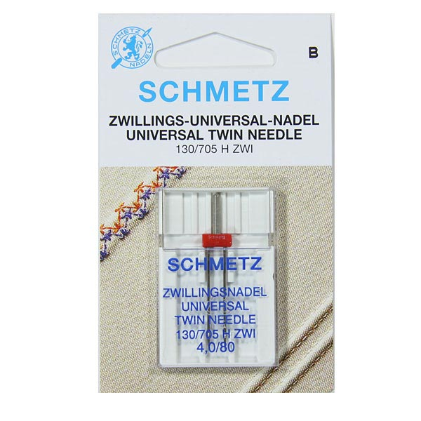 Aiguille double universelle [NM 4,0/80] | SCHMETZ