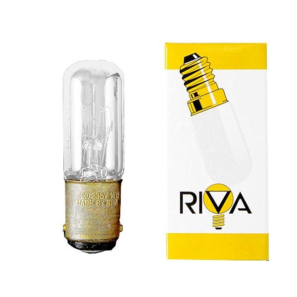Glühbirne [B15d 235V 5W] [18 x 52 mm] | RIVA