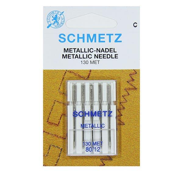 Aiguille pour fil métallisé [NM 80/12] | SCHMETZ