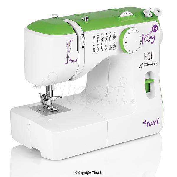 Haushaltsnähmaschine  Texi Joy 13 – grün