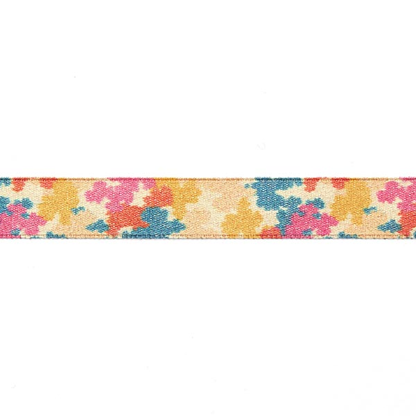 Satinband Camouflage [ 15 mm ] – Farbmix