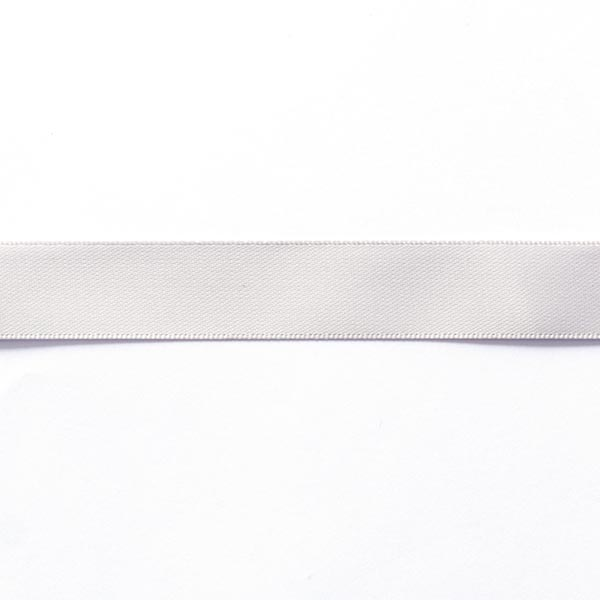Ruban de satin  [ 2,7 cm ] – gris perle