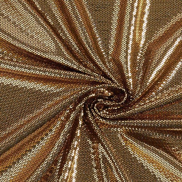 Elastic-Folienjersey in Gold