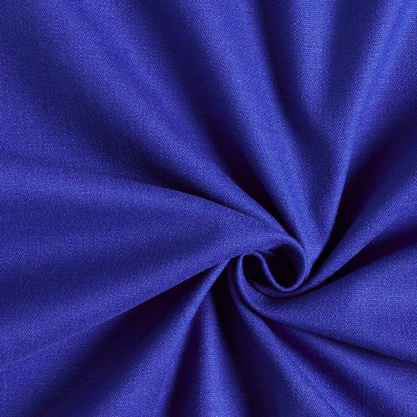 Cobalt Linen Fabric