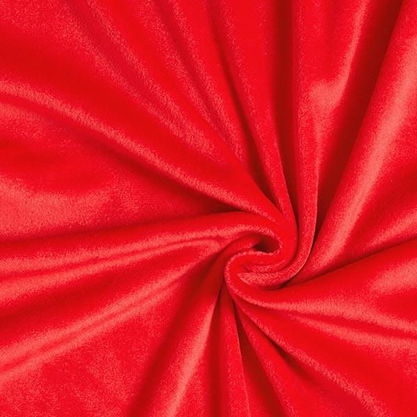 Roter Nicki für Weihnachtsmannkostüm