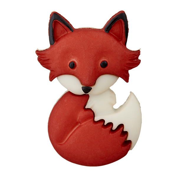 Kinderknopf 'Fuchs'