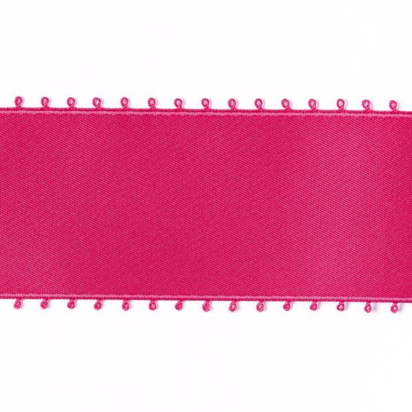 Schleifenband mit Picotkante