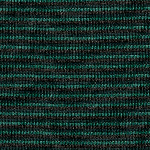 Strickstoff in Grün