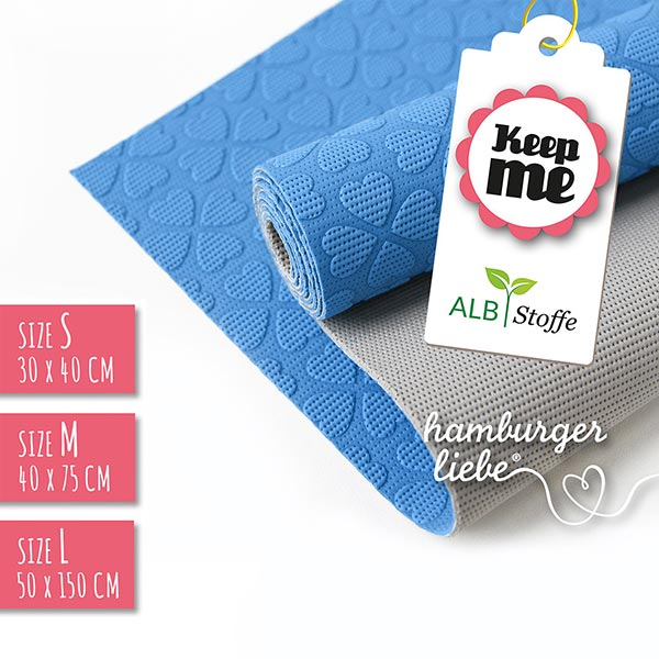 Tapis Antiderapant Keep Me Hamburger Liebe Hamburger Liebe