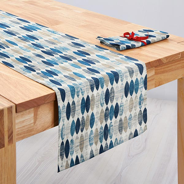 tessuto da esterni, laminato, tavola da surf - blu ...