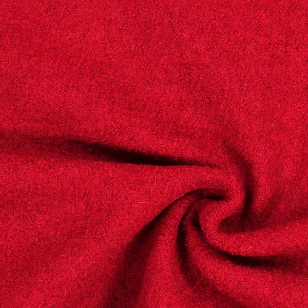 Roter Mantelstoff für das Weihnachtsmann- und Weihnachtsfraukostüm