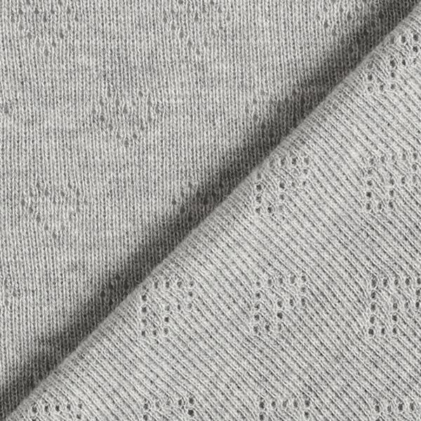 22,50 EUR  meter Hamburger Liebe 3D Tiles Knit verdino-caraibi