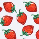 Cotton Erdbeere 2