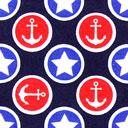 Algodón Estrella de mar 2