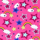 Jersey Rainbow Stars 3