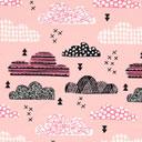 Jersey Moln – rosa