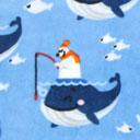Flojel Pesca – azul mar