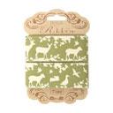 Tilda Autumntree – Forest Green Baumwollband