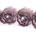 Blütenborte 5