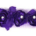 Blütenborte 6