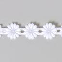 Blumenband aufbügelbar 1