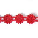 Blumenband aufbügelbar 3